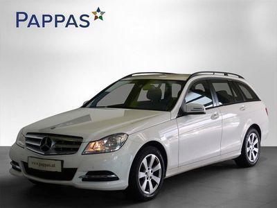 gebraucht Mercedes C200 C-KlasseT CDI A-Edition BlueEfficiency Kombi / Family Van,