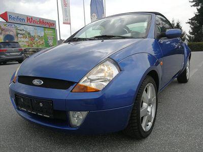 gebraucht Ford StreetKa Ka 1,6 Duratec 8V Cabrio Cabrio / Roadster,