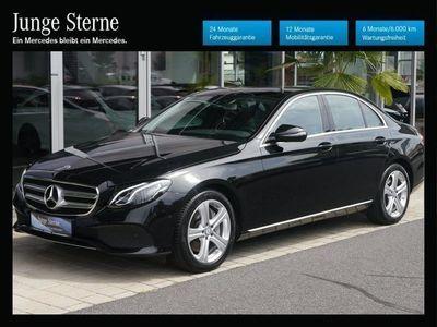 gebraucht Mercedes E350 E-KlasseAvantgarde Aut. Limousine,