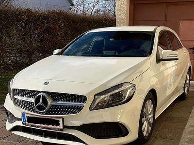 gebraucht Mercedes A180 A-KlasseCDI Klein-/ Kompaktwagen