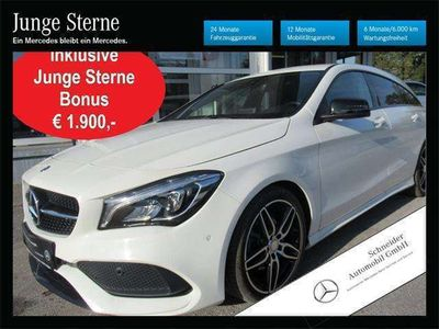 gebraucht Mercedes CLA200 Shooting Brake d 4MATIC