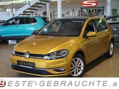 gebraucht VW Golf VII TSI 1.0 BMT Comfortline Kamera LED Panora