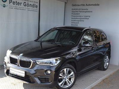 brugt BMW X1 xDrive18d Sport Line Aut. SUV / Geländewagen,