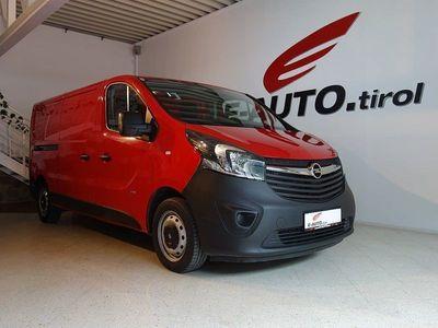 gebraucht Opel Vivaro L2H1 BI-TURBO *NETTO €10.740 *RÜCKFAHRKAMERA *KLI