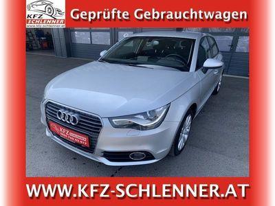 gebraucht Audi A1 Sportback 1,6 TDI Ambition S-tronic/Xenon/Navi