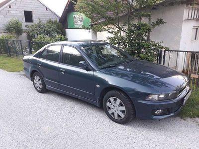 gebraucht Mitsubishi Galant 2500 V6-24 Limousine