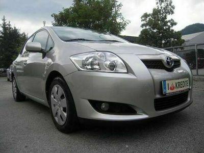 gebraucht Toyota Auris 1,3 dVVT-i S&S High 1-Hand Pickerl+Service-NEU Rostfrei Klima WR SR 1A Klein-/ Kompaktwagen