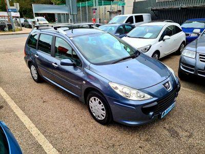 gebraucht Peugeot 307 SW Comfort 1,6 HDi 90