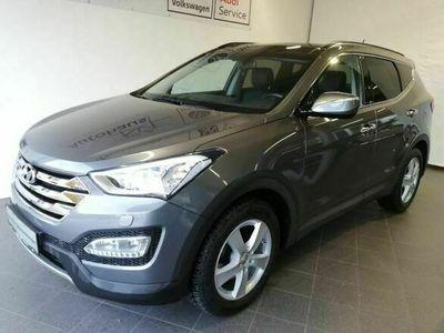 gebraucht Hyundai Santa Fe 2,2 CRDi Style Aut.