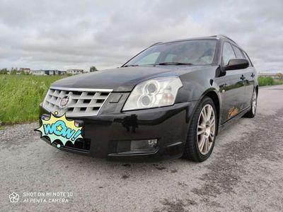 gebraucht Cadillac BLS 1,9 TTDI 180 PS Diesel Automatik 99000km