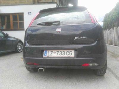gebraucht Fiat Grande Punto 1.4 95ps Benzin Klein-/ Kompaktwagen