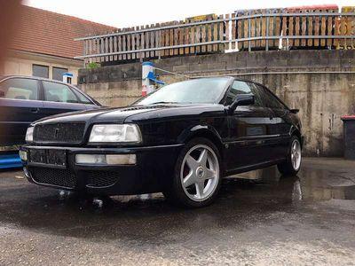 gebraucht Audi 80 V6 2,6E Sportwagen / Coupé