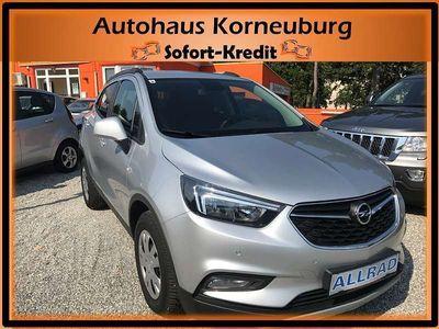 gebraucht Opel Mokka X 1,4 Turbo Edition Start/Stop System**ALLRAD**