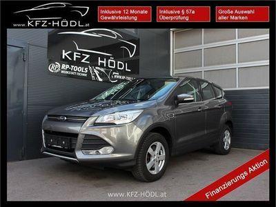 gebraucht Ford Kuga 1,6 EcoBoost Trend 4x4
