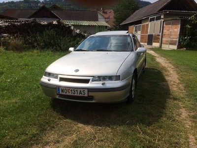 gebraucht Opel Calibra 20i. Mit Kat . Sportwagen Sportwagen / Coupé