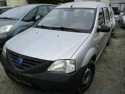 gebraucht Dacia Logan MCV 1,4 Kombi / Family Van