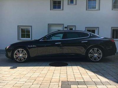 gebraucht Maserati Quattroporte MEGA VOLL*LEASINGFÄHIG*LP € 137.216,- JETZT -50% Limousine,