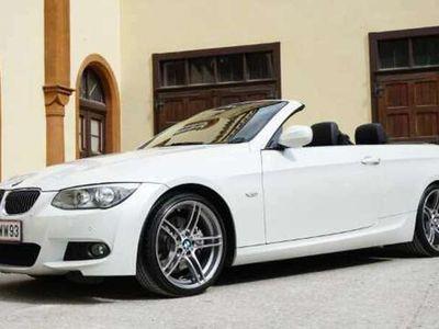 gebraucht BMW 330 Cabriolet 3er-Reihe Cabrio (E93)