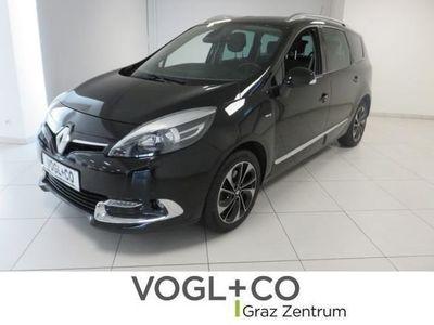 gebraucht Renault Grand Scénic Energy dCi 130 Euro 6 Bose Edition Kombi / Family Van,