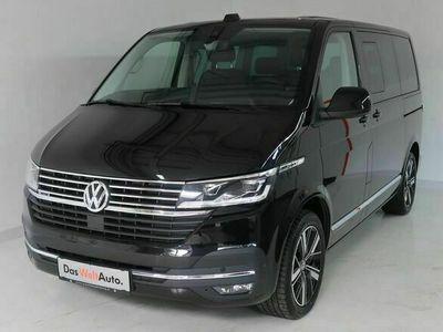 gebraucht VW Multivan Cruise TDI 4MOTION