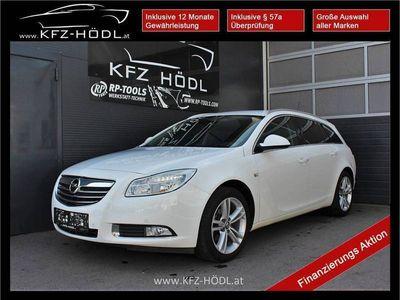 gebraucht Opel Insignia ST 2,0 Active CDTI DPF Ecotec Start/Stop System