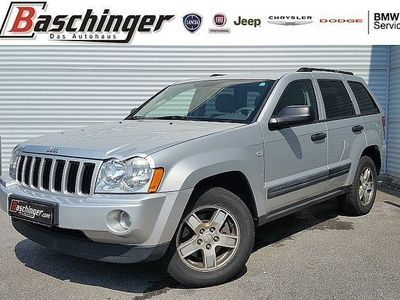 brugt Jeep Grand Cherokee 3,0 V6 Laredo CRD