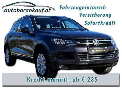 gebraucht VW Touareg V6 TDI BMT 4Motion Aut.