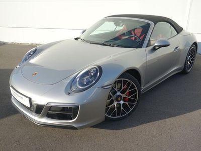 gebraucht Porsche 911 Carrera GTS Cabrio II (991)