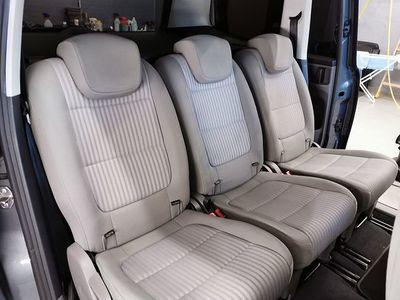 gebraucht Seat Alhambra NEU Reference TDI CR DSG