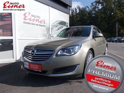 gebraucht Opel Insignia ST 2,0 CDTI ecoflex Cosmo Start/Stop Syst