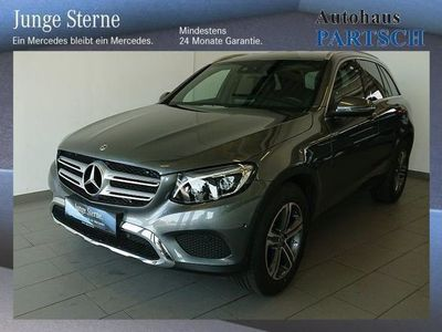 gebraucht Mercedes 220 GLC4Matic