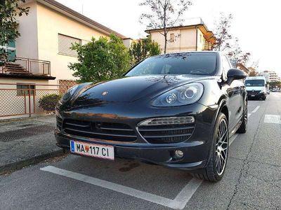 gebraucht Porsche Cayenne S Diesel SUV / Geländewagen