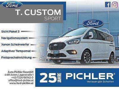 gebraucht Ford Custom TourneoL1 SPORT 2,0TDCi 170PS AUT. WOW LEASING AKTION