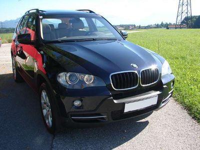 gebraucht BMW X5 xDrive 3,0d Aut. E70