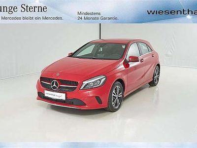 brugt Mercedes A180 A-Klassed Austria Edition Limousine,
