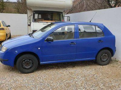 gebraucht Skoda Fabia 1,2 benzin Klein-/ Kompaktwagen