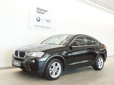 gebraucht BMW X4 xDrive 20d Österreich-Paket Aut. SUV / Geländewagen