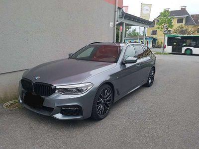 gebraucht BMW 530 5er-Reihe xd Touring M Paket Kombi / Family Van