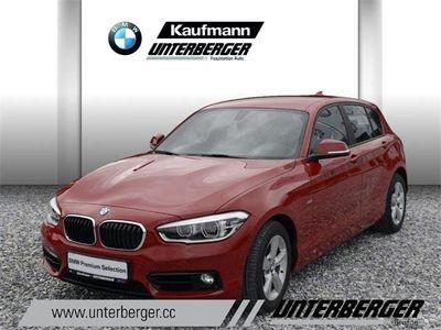 used BMW 118 d xDrive
