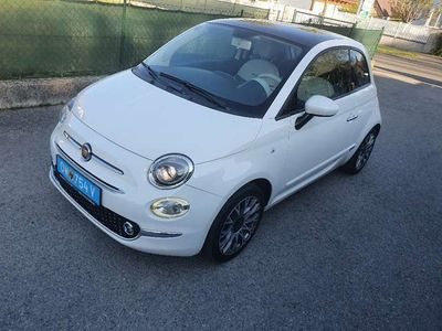 gebraucht Fiat 500 1,2 69 Lounge Pickerl 01/2021 *Ö-Bestpreis*