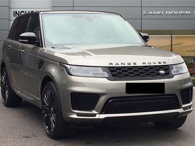 gebraucht Land Rover Range Rover Sport 2,0 Si4 PHEV Plug-in Hybrid HSE Dynamic SUV / Geländewagen