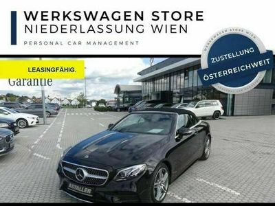 gebraucht Mercedes E300 E-Klasse CabrioletAut., 245 PS, 2 Türen, Automatik
