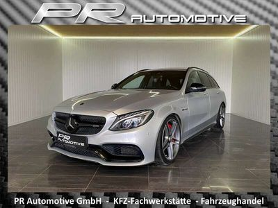 gebraucht Mercedes C63 AMG AMG S Performance / Burmester / Distronic / NightPaket