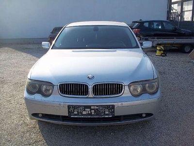 gebraucht BMW 730 7er-Reihe Diesel (E65) Aut.