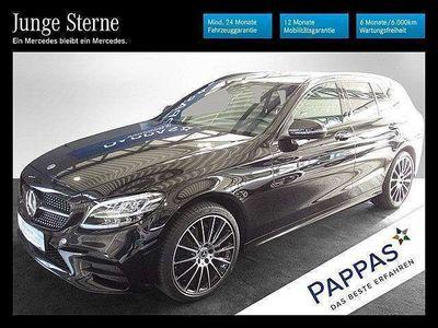 gebraucht Mercedes C200 C-KlasseT 4MATIC Aut. Kombi / Family Van