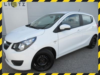 gebraucht Opel Karl 1,0 Ecotec Edition, 75 PS, 5 Türen, Schaltgetriebe