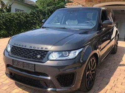 gebraucht Land Rover Range Rover Sport Autobiographie 4,4 SDV8 SUV / Geländewagen