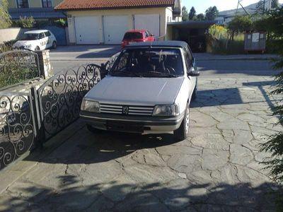 gebraucht Peugeot 205 CJ Cabrio / Roadster