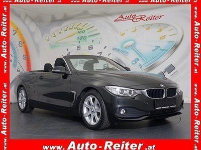 brugt BMW 420 d Cabrio Aut. *XENON, NAVI, SITZHEIZUNG, PDC, UVM!