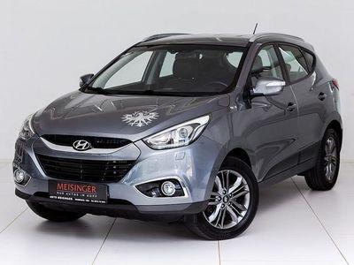 gebraucht Hyundai Tucson iX35 2,0 CRDi Premium, 136 PS, 5 Türen, Schaltgetriebe